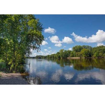 Island of Peace, part of the Anoka County Riverfront Regional Park in Minnesota. photo: National Par