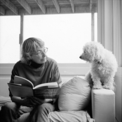 Mary Oliver and The Unwasted Life